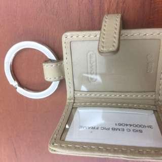 Coach 鑰匙圈+Mina Italy 皮夾