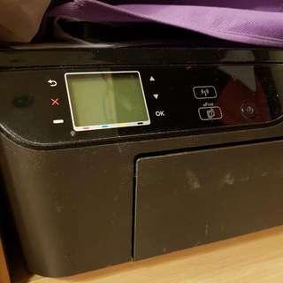 #七月免購物直接送 - HP Deskjet 3520 Wifi Printer