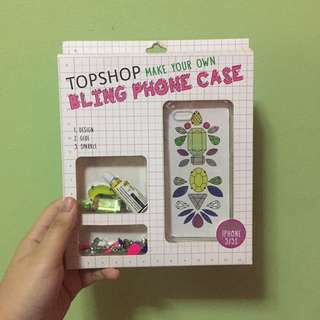 Topshop Bling Your Own iPhone