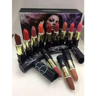 NARS 12pcs of lipstick
