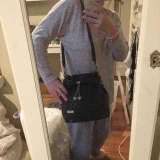 Moschino Black Bag