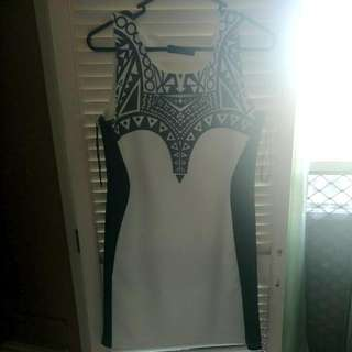 Bodycon Dress Size 12
