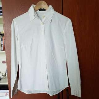 DANO White Office Shirt