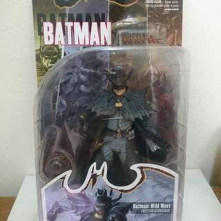 DC Direct Return of Bruce Wayne: Batman Wild West & High Seas