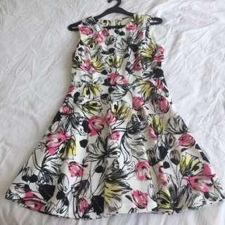 Korean Made Dress