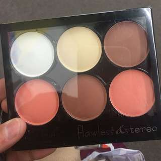 Brand New Contour , Conceal and Blush Pallet