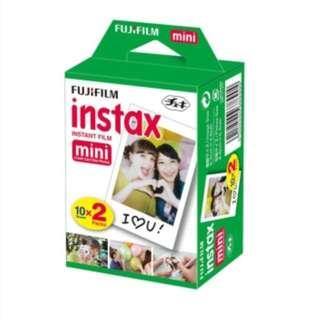 PREORDER Instax Mini Film