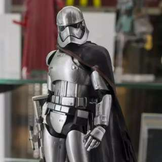 Bandai Star Wars S.H.Figuarts Captain Phasma