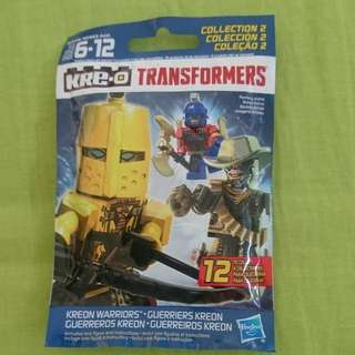 Hasbro Kre-O Transformers Fantasy Scene Collection