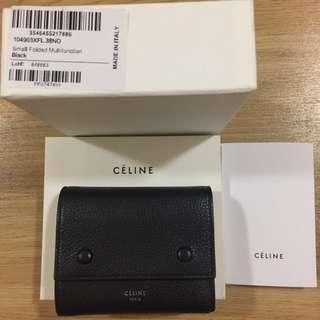 Authentic Celine Women Wallet