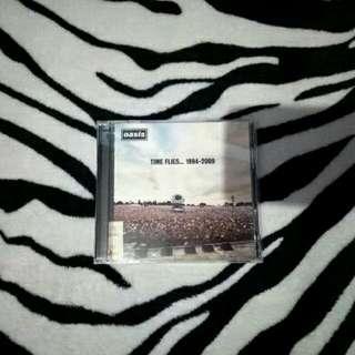 CD Oasis Time Flies
