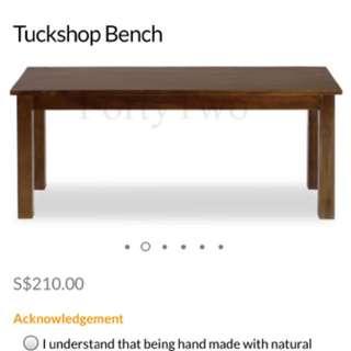 Teak Bench