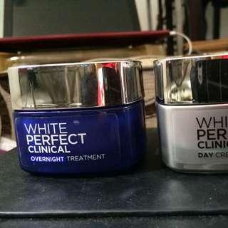 Loreal White Perfect Clinical Overnight Cream