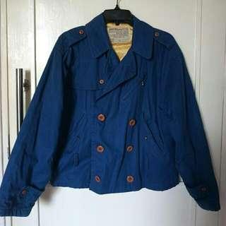 203 Climax - Navy Blue Jacket