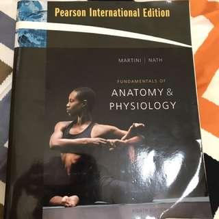 Fundamentals Of Anatomy & Physiology, 8th Edition