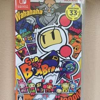 (Switch) Super Bomberman R