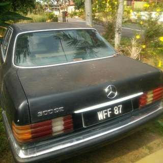 Mercedes Benz Nice No Plate 2 Digit