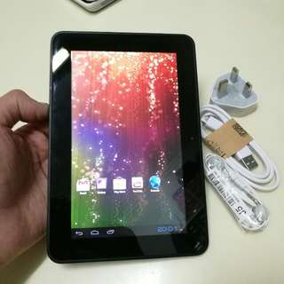 Only Wi-Fi Alcatel Evo7 Tablet,