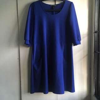 Kamiseta Blue Dress