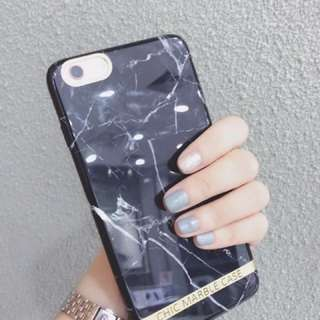 Marble iPhone Soft Casing