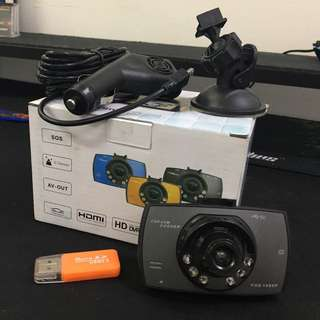 Car Front Camera 1080P Full HD