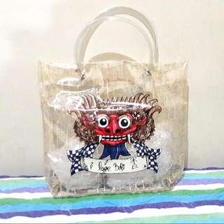 Transparant Bag By Joger