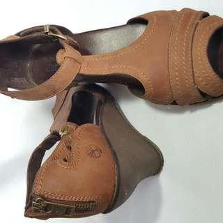 Timberland Earthkeeper Wedge Sandals