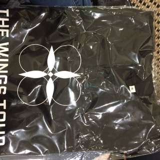 unofficial Bts wings tour shirt
