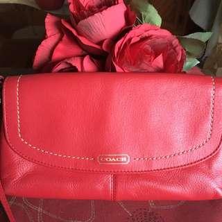 COACH Clutch Bag (Authentic)