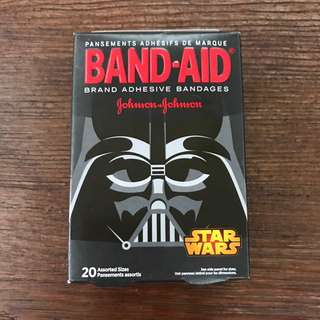Band Aid Star Wars