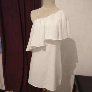 Timeless White Dress