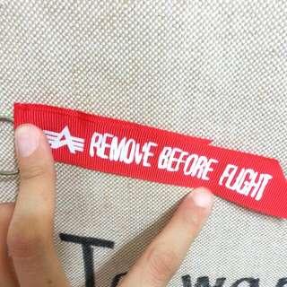 【全新】飛行鑰匙圈吊飾#八月免購物我送你 #交換最划算 #50元生活物品