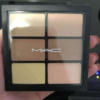 AUTH MAC CONCEALER PALETTE (MEDIUM)