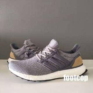 Adidas Ultra Boost LTD Grey Leather