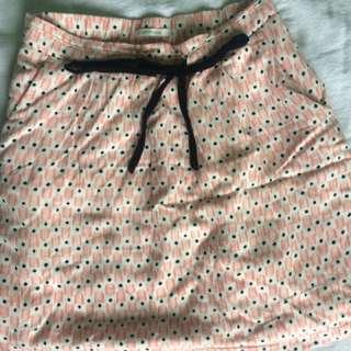 Promod Printed Skirt
