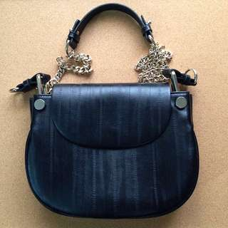 Zara Small Saddle Bag