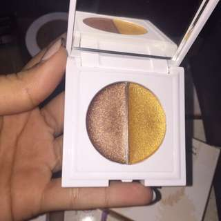 Napolean Gold Highlighter Creme Duo