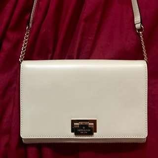 Kate Spade shoulder bag White
