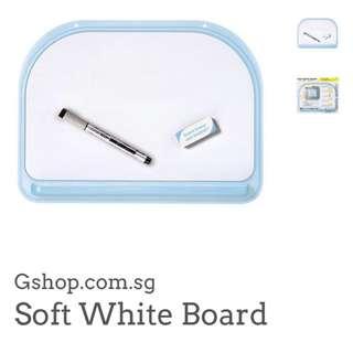 Soft White Board