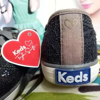 Authentic Keds Glitter Lace Taylor Swift Edition
