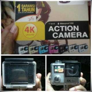 Camera Sport Action 4K Ultra HD Gopro