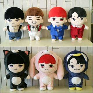 SEVENTEEN Nice Doll by @SVT_nice_doll