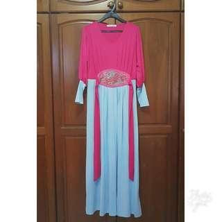 CLEARING: Long Dress