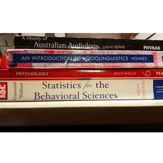 TEXTBOOK BUNDLE: Psychology