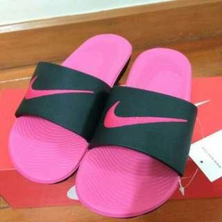 Nike拖鞋 23.5cm
