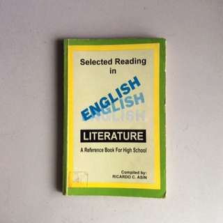 Selected Reading in English Literature
