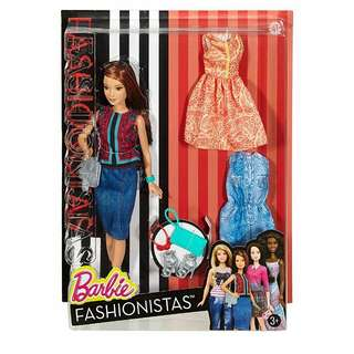 Barbie Fashionista Fashion