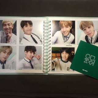 BTS 3rd Muster Mini Photo From Photo Album