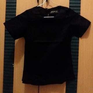 Trecy Black Denim Inc (Baju Hitam)