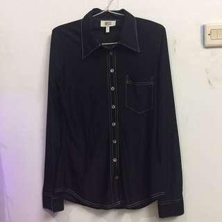 Oasis Original Black Shirt